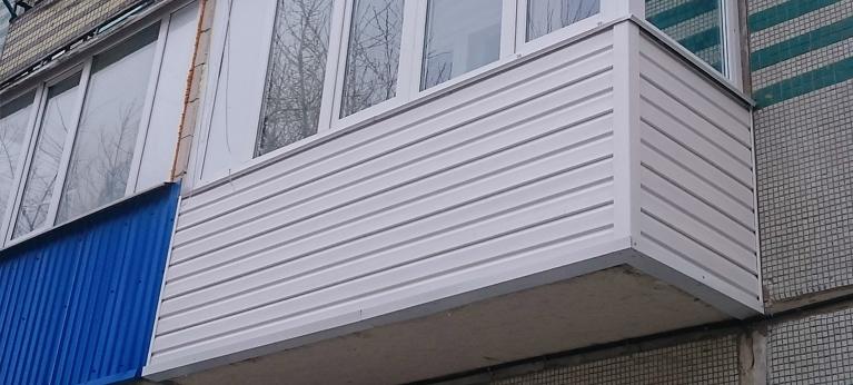 Отделка балконов и лоджий в омске - омские окна.